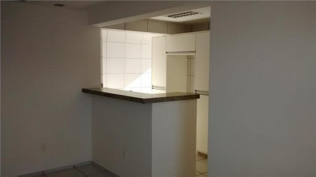 Apartamento  residencial para locação, Tirol, Natal. - Foto 5