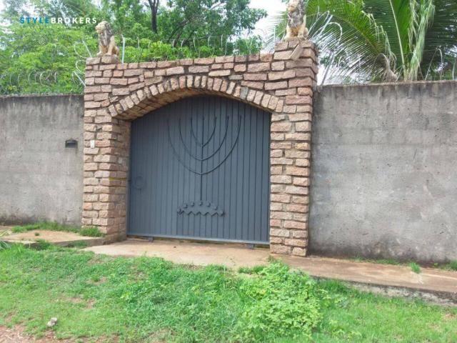 Rancho Parque dos Pequizeiros com 2 dormitórios à venda por R$ 420.000 - Zona Rural - Sant - Foto 2