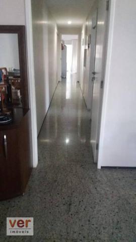 Apartamento à venda, 218 m² por R$ 1.350.000,00 - Meireles - Fortaleza/CE - Foto 18