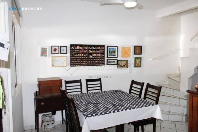 Casa no Condomínio Canachuê com 3 dormitórios à venda, 67 m² por R$ 250.000 - Jardim Santa