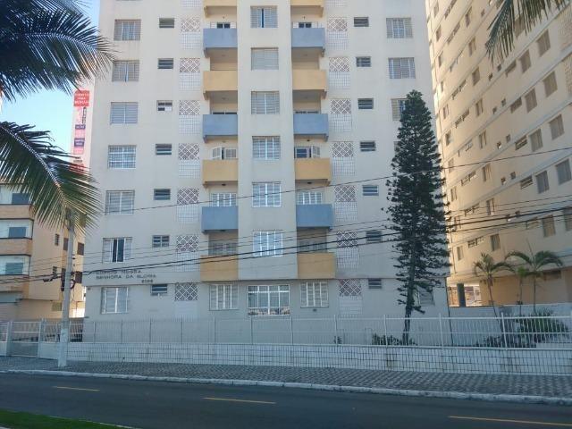 Apartamento na Ocian, 2 Dormitórios com vista mar