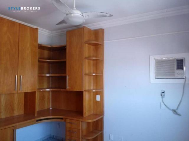 Apartamento no Edifício Ana Vitória com 4 dormitórios à venda, 225 m² por R$ 750.000 - Jar - Foto 15