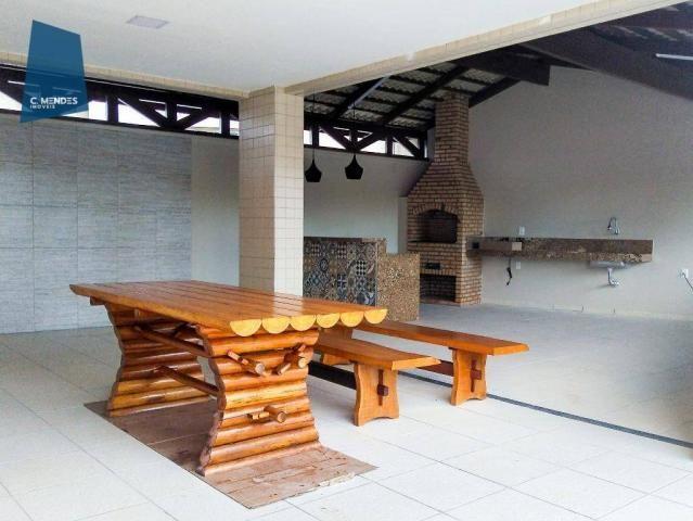 Apartamento 70 m² à venda, 02 suítes, Parque del Sol, Parque Iracema, Fortaleza. - Foto 15