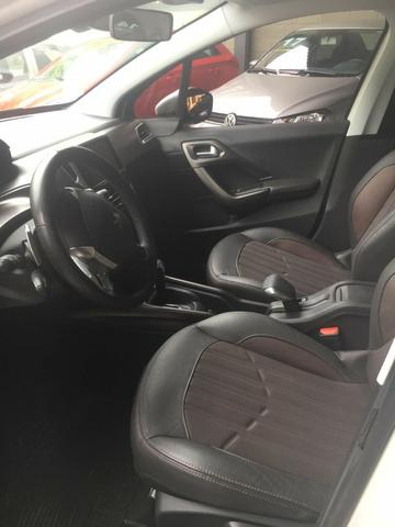 Peugeot 2008 Griffe 1.6 Automático 2016 - Foto 8