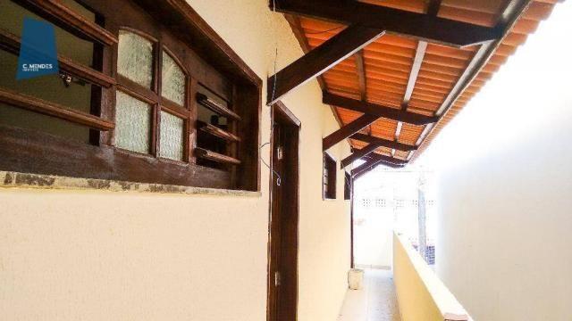 Apartamento 45m² para locação, 2 quartos, Lagoa Redonda, Fortaleza. - Foto 10
