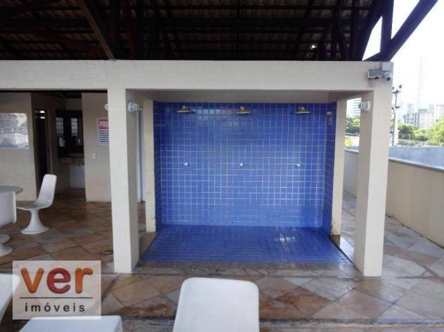 Apartamento à venda, 68 m² por R$ 350.000,00 - Cocó - Fortaleza/CE - Foto 18