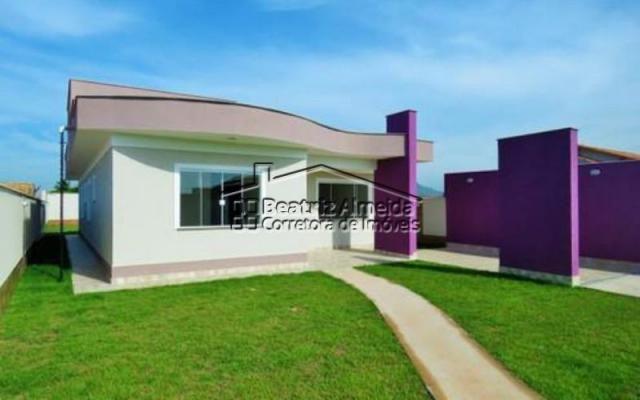 Casa moderna de 3 quartos, sendo 1 suíte, no Jardim Atlântico - Itaipuaçu - Foto 3