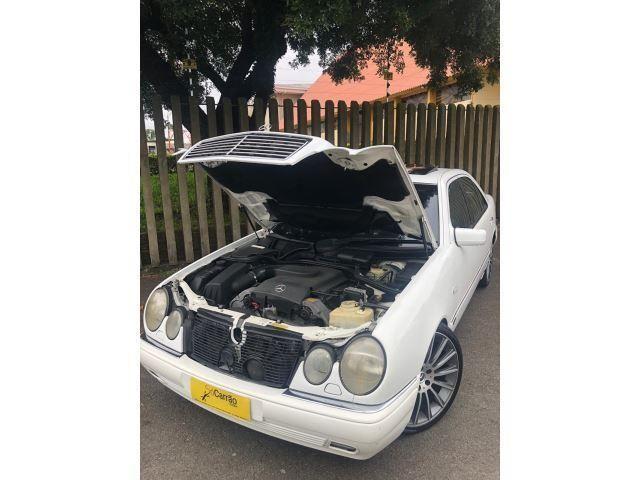 420 SEL 4.2 V8 GASOLINA AUTOMÁTICO - Foto 10