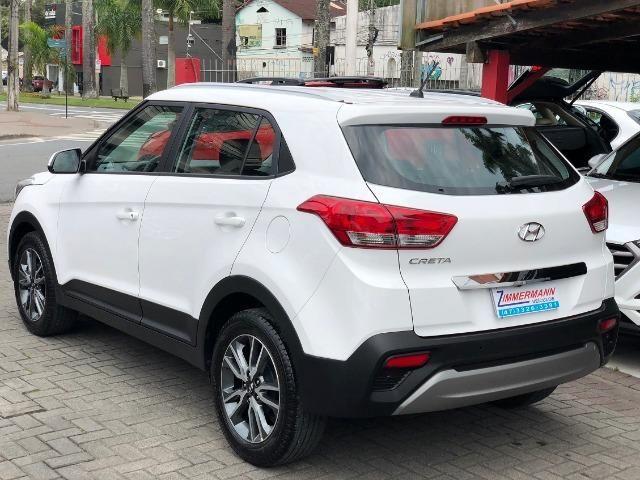 Hyundai Creta Pulse Plus 1.6 Aut. 2018 Completa Unica Dona - Foto 8