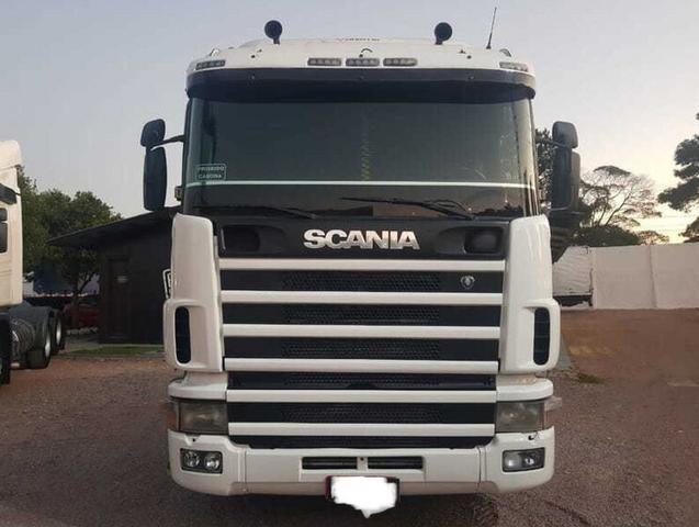 Scania R124 420 6x2 Trucado R$180.000,00 - Foto 5