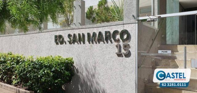 Apartamento com 3 dormitórios à venda, 76 m² por R$ 250.000 - Setor Bela Vista - Goiânia/G - Foto 2