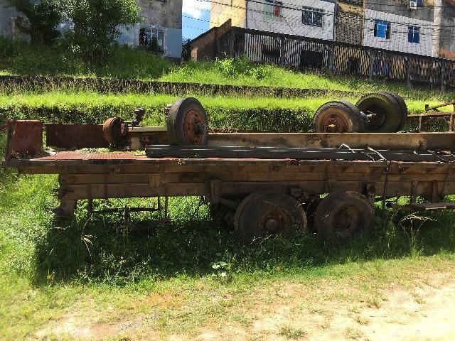 Carroceria e chassis de caminhão - Foto 4