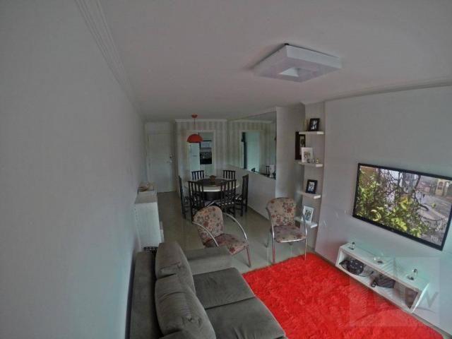 Apartamento 03 quartos sendo 01 suíte no Bom Jesus, São José dos Pinhais - Foto 8