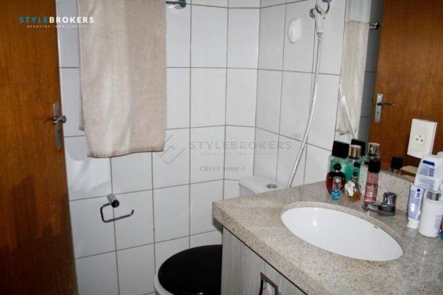 Sobrado no Condomínio Residencial Sevilla com 3 dormitórios à venda, 120 m² por R$ 500.000 - Foto 7