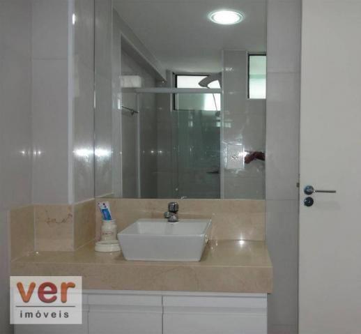 Apartamento à venda, 153 m² por R$ 800.000,00 - Engenheiro Luciano Cavalcante - Fortaleza/ - Foto 16