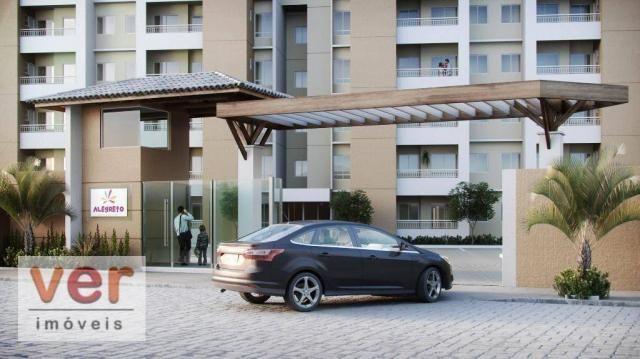Apartamento à venda, 52 m² por R$ 179.000,00 - Lagoa Redonda - Fortaleza/CE - Foto 6
