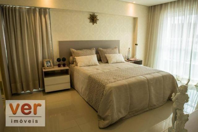 Apartamento à venda, 130 m² por R$ 1.160.000,00 - Cocó - Fortaleza/CE - Foto 10