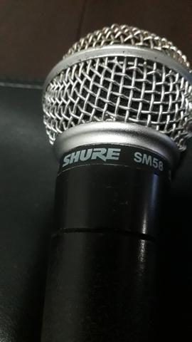 Microfone Shure SM58 original - Foto 3