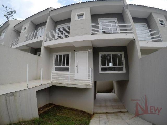 Excelente Sobrado Triplex com 03 quartos sendo 01 suíte no Pilarzinho, Curitiba/PR - Foto 2
