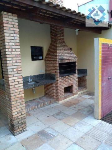 Apartamento com 1 dormitório à venda, 38 m² por R$ 220.000 - Porto das Dunas - Aquiraz/CE - Foto 11