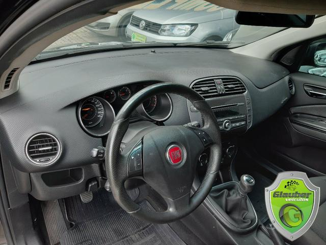 FIAT BRAVO ESSENCE 1.8 4P MANUAL FLEX 2014/2014 Muito Novo !!! - Foto 9