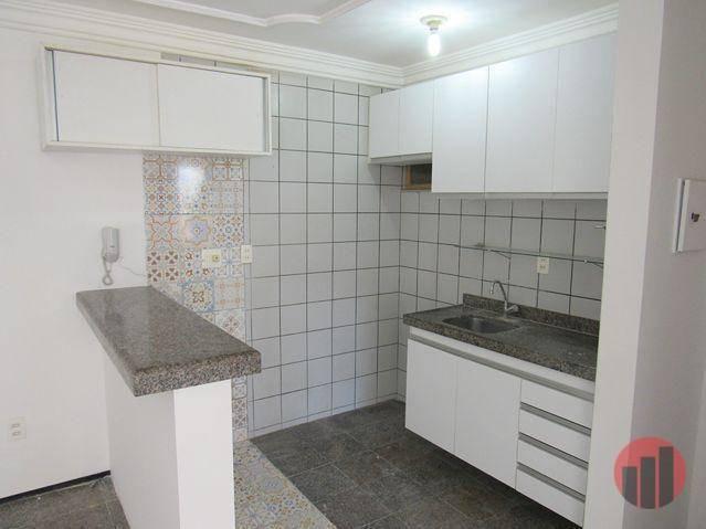 Apartamento com 1 dormitório para alugar, 47 m² por R$ 1.000,00/mês - Praia de Iracema - F - Foto 10