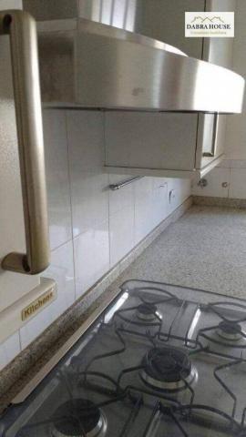 Apartamento residencial à venda, Campo Belo, São Paulo. - Foto 4