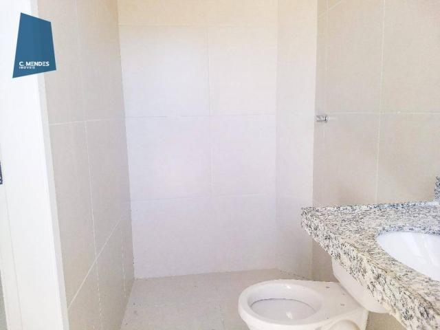 Casa Duplex 124 m² para locação, semi-mobiliada 3 suites 3 vagas, condominio, Jacundá, Eus - Foto 16