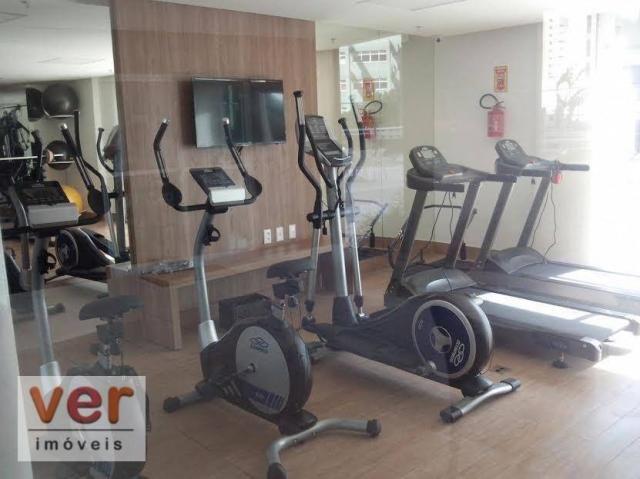 Apartamento com 3 dormitórios à venda, 91 m² por R$ 850.000,00 - Aldeota - Fortaleza/CE - Foto 14