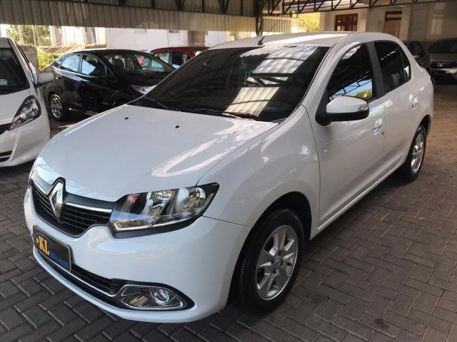 Renault- Logan Dynamique 1.6 8v Flex (Impecável, Seminovo) - Foto 8
