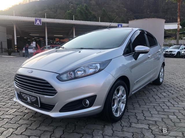 New Fiesta SEL 1.6 2017/2017 Top - Foto 3