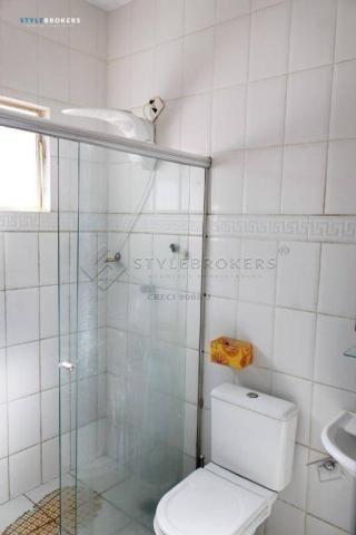 Casa no Condomínio Canachuê com 3 dormitórios à venda, 67 m² por R$ 250.000 - Jardim Santa - Foto 10