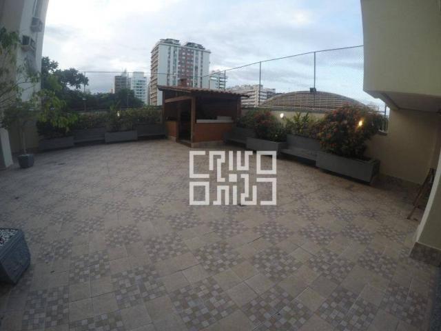 Apartamento residencial para locação, Icaraí, Niterói. - Foto 17