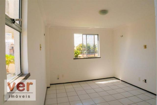Apartamento à venda, 56 m² por R$ 260.000,00 - José de Alencar - Fortaleza/CE - Foto 9