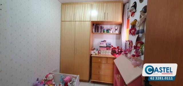 Apartamento com 3 dormitórios à venda, 76 m² por R$ 250.000 - Setor Bela Vista - Goiânia/G - Foto 9