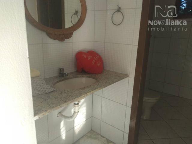 Casa com 4 dormitórios para alugar, 240 m² por R$ 1.400,00/mês - Riviera da Barra - Vila V - Foto 3