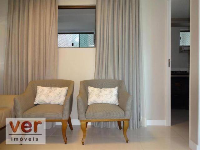 Apartamento à venda, 153 m² por R$ 800.000,00 - Engenheiro Luciano Cavalcante - Fortaleza/ - Foto 8