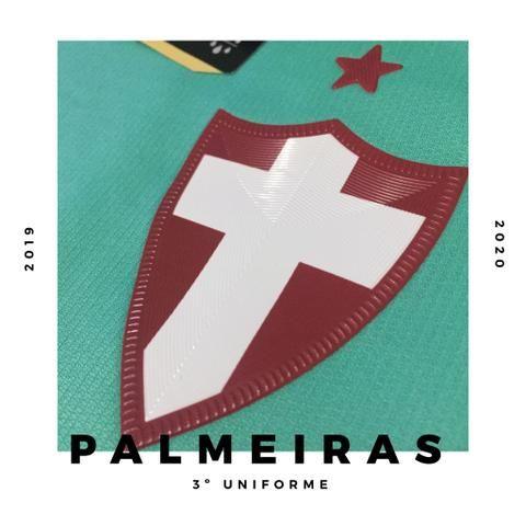Camisas do Palmeiras 2019 2020 - Foto 3