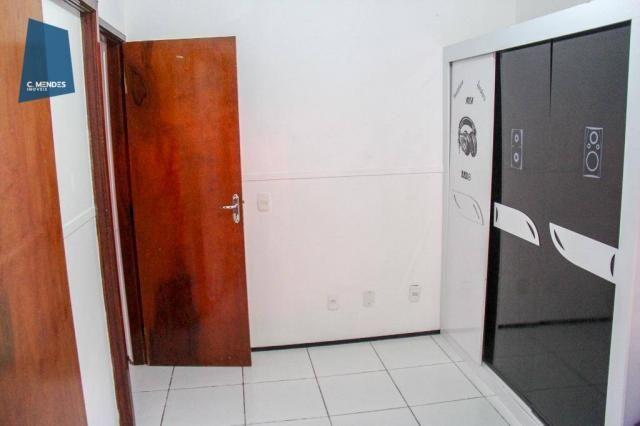 Casa com 4 dormitórios, mobiliada, para alugar, 112 m² por R$ 2.500/mês - Lagoa Redonda -  - Foto 14