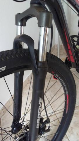 Bicicleta Mtb Aro 27,5 Groove Ska 90 Tamanho 19 - Foto 4