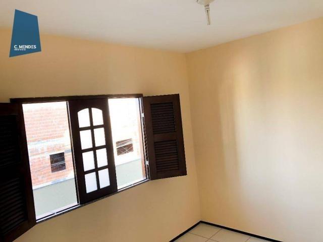 Apartamento para alugar, 50 m² por R$ 600,00/mês - Passaré - Fortaleza/CE - Foto 7