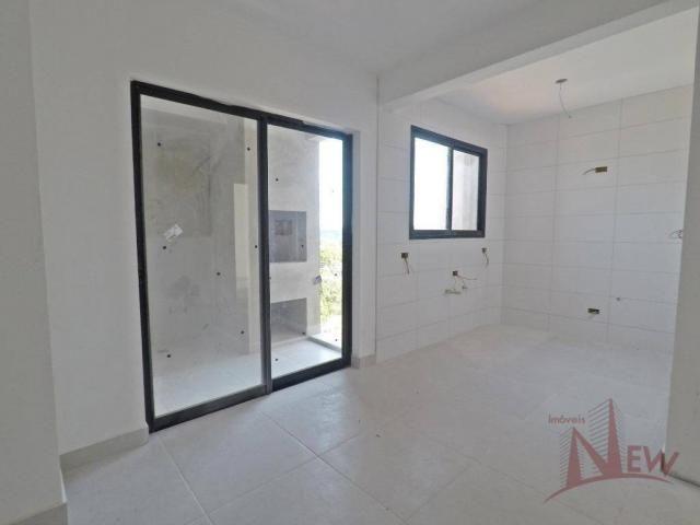 Apartamento 02 quartos (1 suíte) no São Domingos, São José dos Pinhais - Foto 6