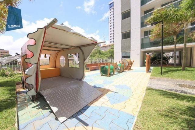 Apartamento com 3 dormitórios à venda, 71 m² por R$ 455.000,00 - Cocó - Fortaleza/CE - Foto 3