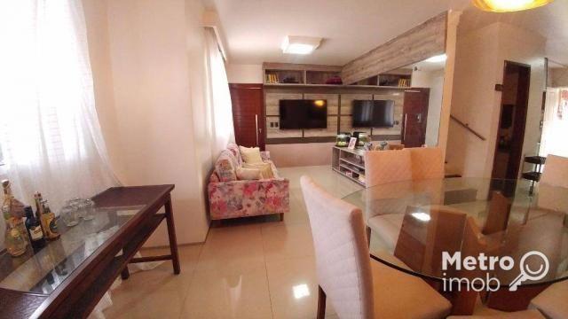 Casa de Condomínio com 3 quartos à venda, 126 m² por R$ 600.000 - Cohama - São Luís/MA - Foto 3