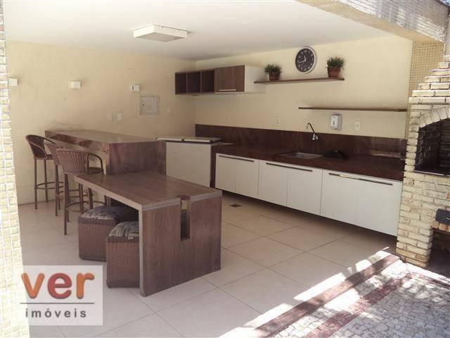 Apartamento à venda, 112 m² por R$ 480.000,00 - Engenheiro Luciano Cavalcante - Fortaleza/ - Foto 18