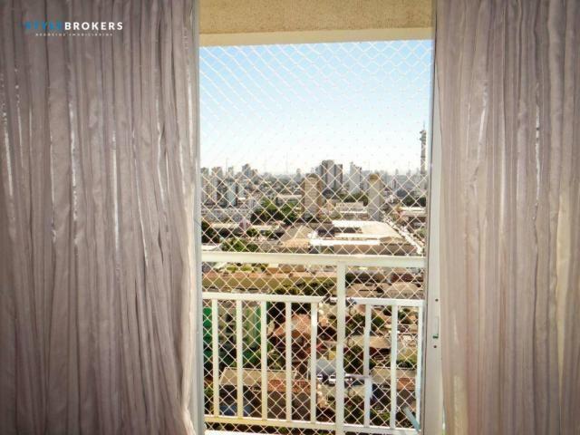 Apartamento no Edifício Villaggio Pompéia com 3 dormitórios à venda, 70 m² por R$ 350.000  - Foto 2