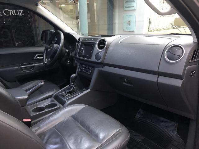 VW-Volkswagen Amarok aut 2012 - Foto 10