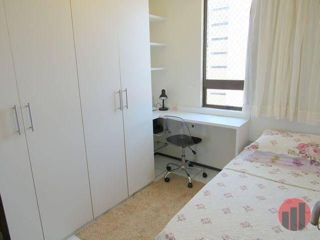 Apartamento com 3 dormitórios para alugar, 63 m² por R$ 1.900/mês - Mucuripe - Fortaleza/C - Foto 20