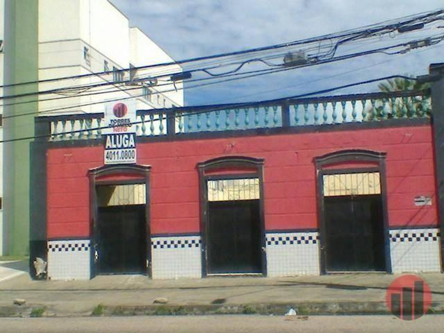 Ponto para alugar, 552 m² por R$ 7.000,00 - Edson Queiroz - Fortaleza/CE