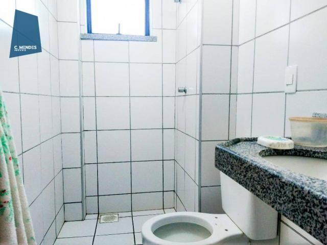 Apartamento 70 m² à venda, 02 suítes, Parque del Sol, Parque Iracema, Fortaleza. - Foto 3